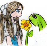 -Robin and Princess Melora