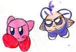 Kirby n Poof-hurry