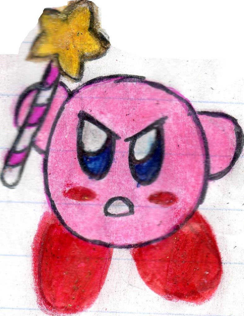 Star Rod Kirby by YuiHarunaShinozaki