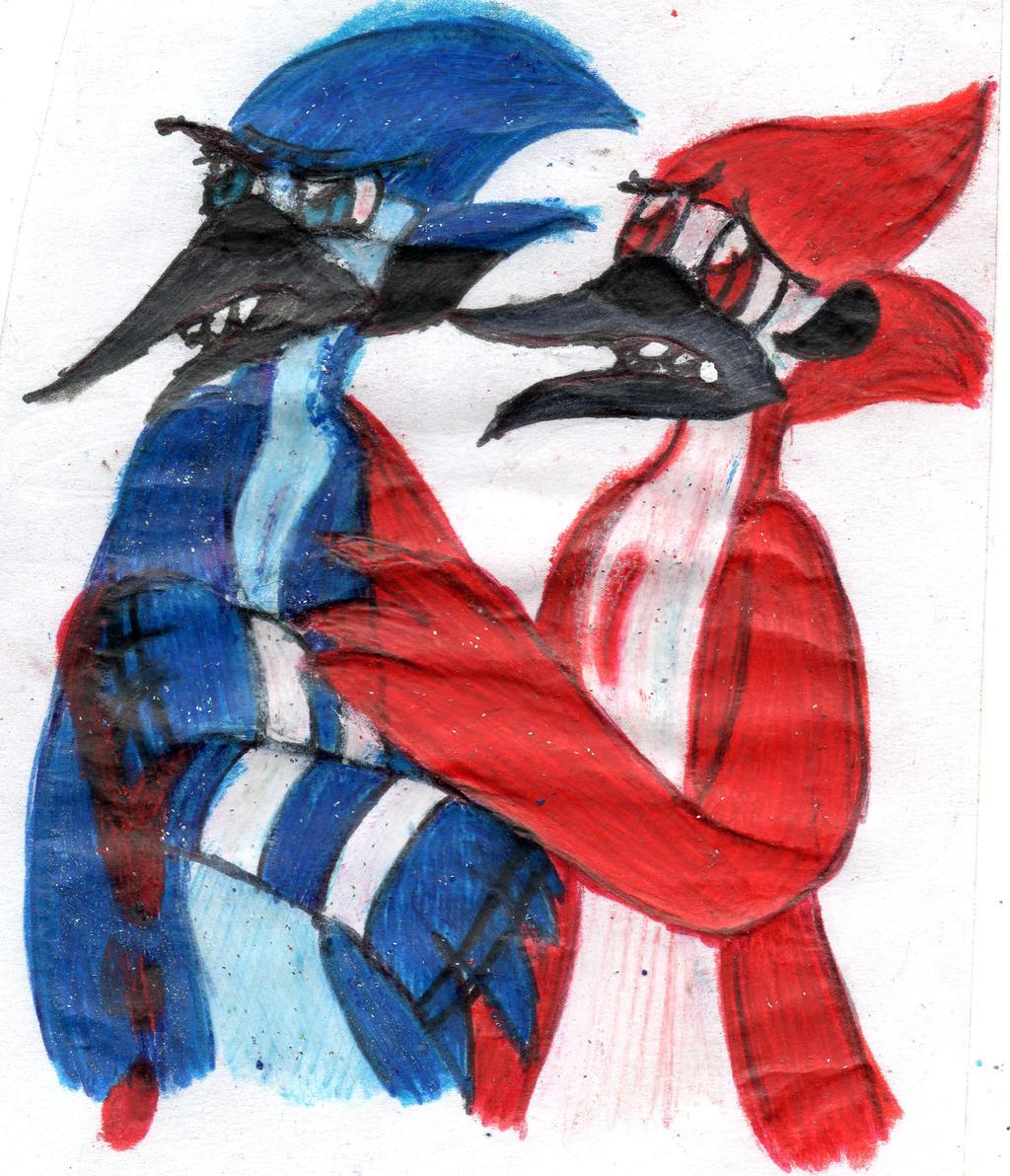 Mordecai and