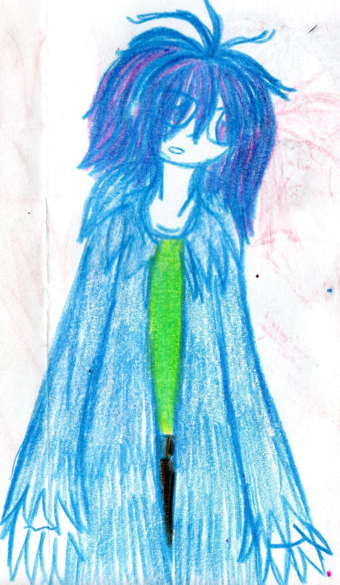 Garry sketch by YuiHarunaShinozaki
