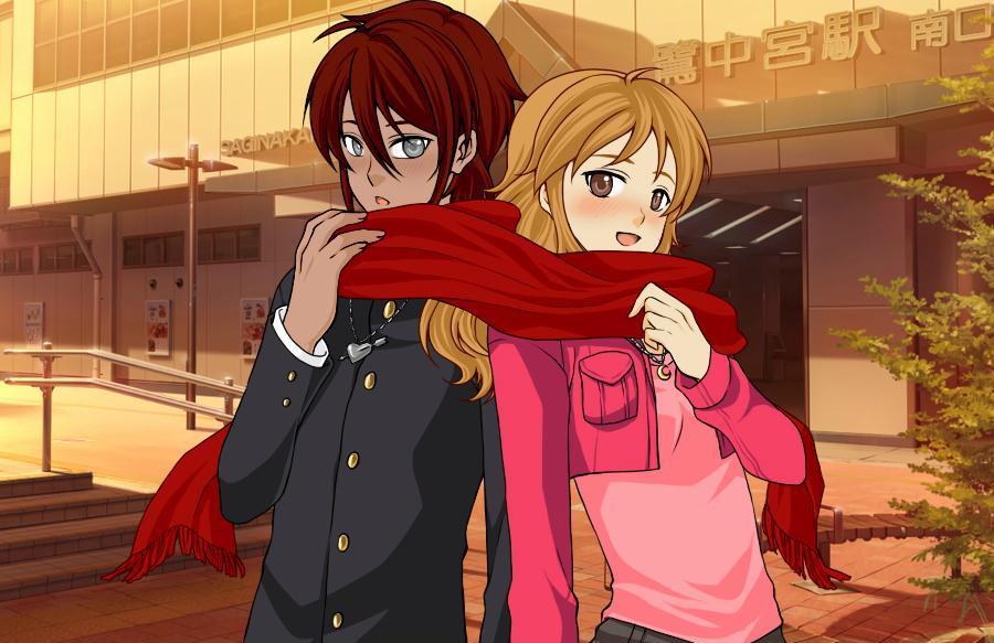 Valentine's-KoichixSakura by YuiHarunaShinozaki