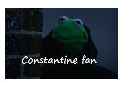 Muppets Most Wanted: Constantine stamp by YuiHarunaShinozaki