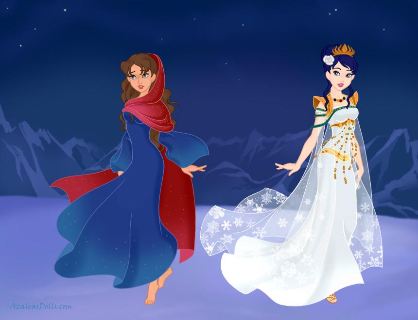Otsu As Yocheved And Konan As Queen Tuya By