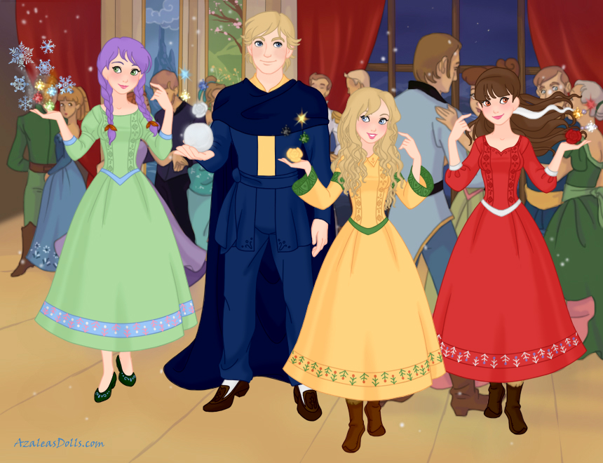 YHS' SnM-Royal Siblings-In the beginning... by YuiHarunaShinozaki