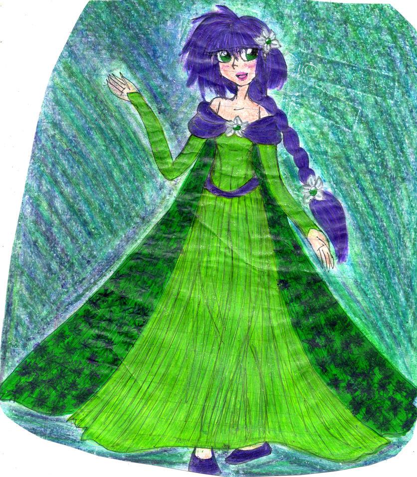 YHS' Snow and Magic- The Magic Winter Rose Queen by YuiHarunaShinozaki