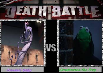 Death Battle-Randall vs Constantine by YuiHarunaShinozaki