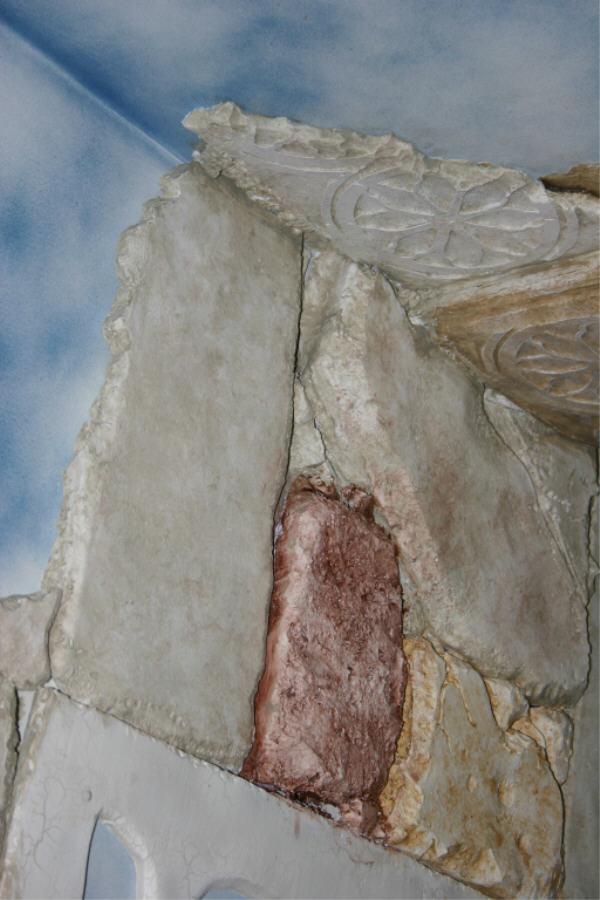 stone ceiling4 stock by ESTilton