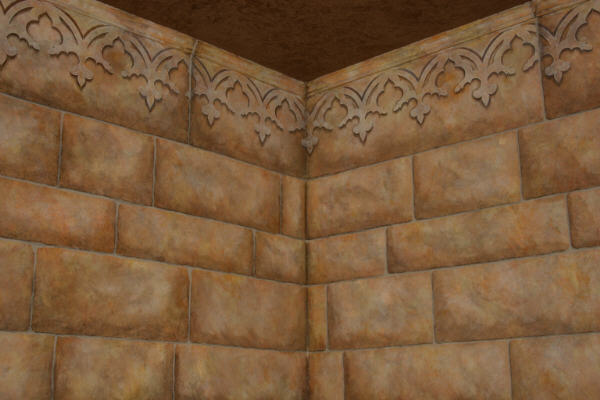 stone wall2 stock by ESTilton