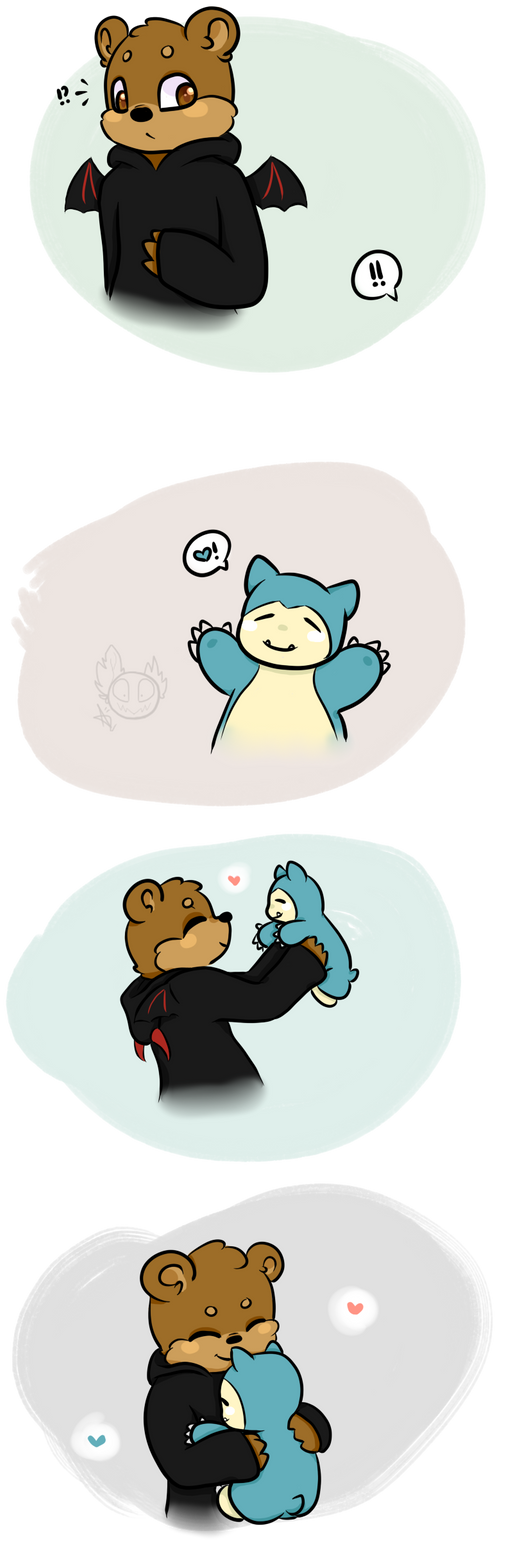 Hugggg by Akaruukanshieru