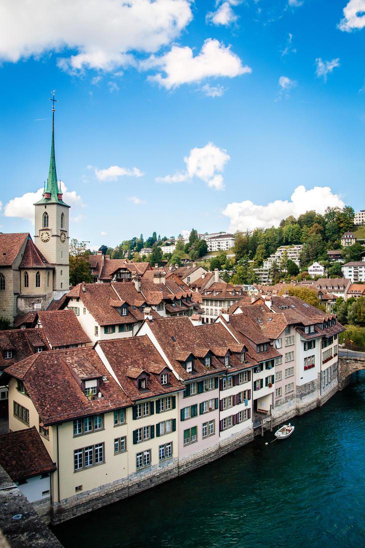 Bern, Switzerland by Zin-Carla