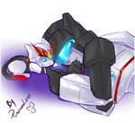 TF - Jazz and Kitty Prowl
