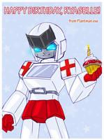 TF - Ratchet Bad Medicine by plantman-exe