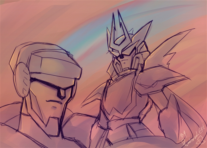 TFA - Winning the Rainbow by plantman-exe