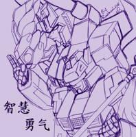 TF - PxJ Xin Zhan by plantman-exe
