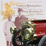 Automotive art in 1900: de Dion- Bouton