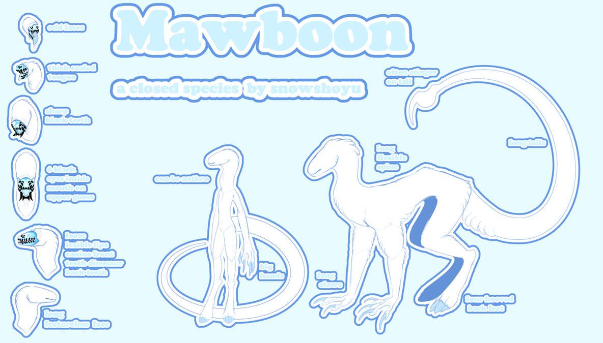 Mawboon by SnowShoyu