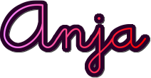 Gift ~ Anja Logo by Tvdemon