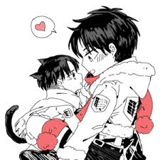 Cat!Levi x Reader - So Cute! by KittyPhantomhive14 on DeviantArt