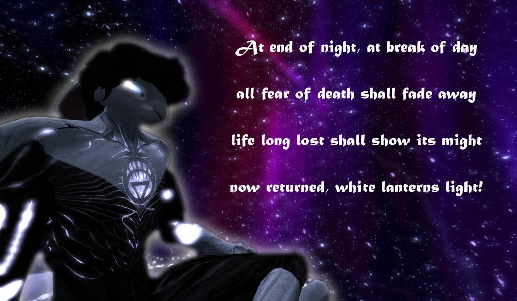 White Lantern Oath