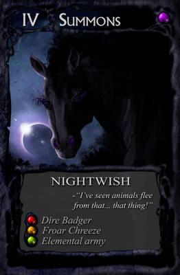 CardArt: Nightwish