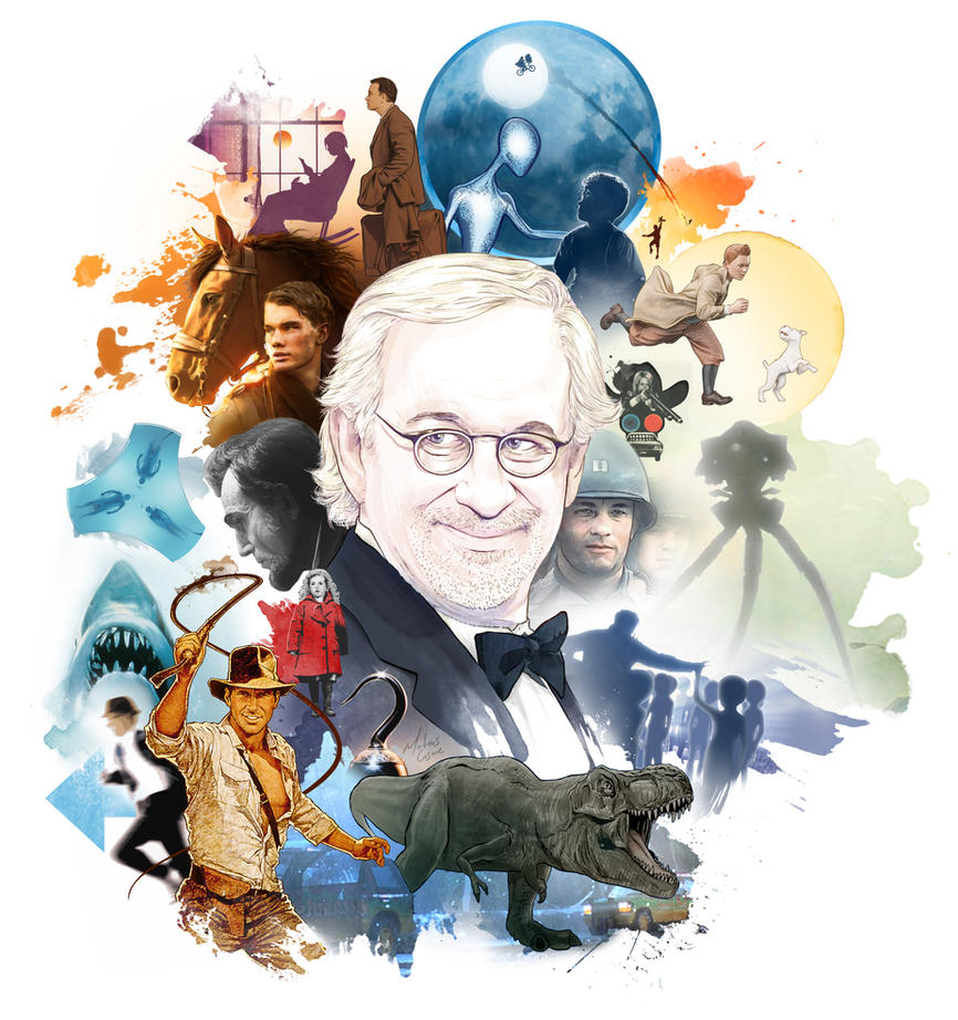 """a study of the life and works of steven spielberg Steven spielberg is a great example of following your passion and doing work you love use these steven spielberg quotes to find your passion and create a life you don't need an escape from """"all of us every single year, we're a different person."""
