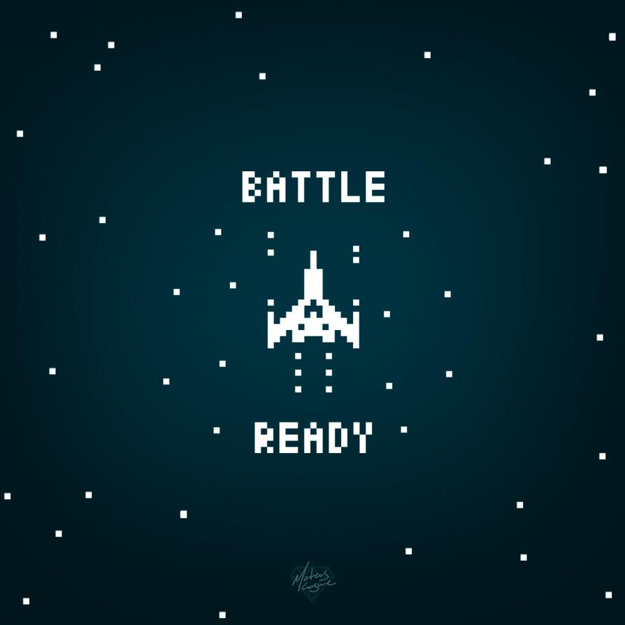 Battle Ready by MateusCosme