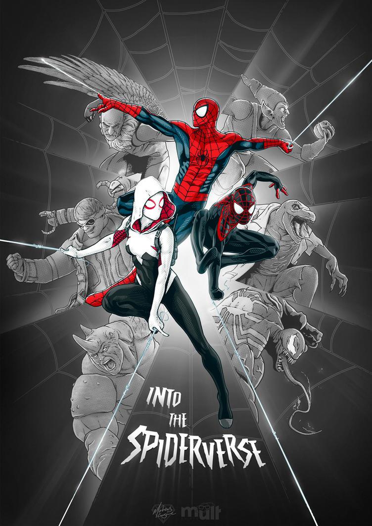 Spiderverse by MateusCosme