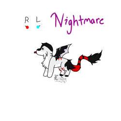 Nightmare of the Moon (Chibi ref)