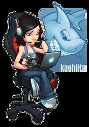 Sharky Geek by Kashiita
