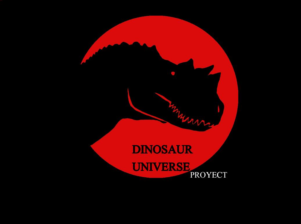 logo dinosaur universe ,ceratosaurus by SRleotrex444
