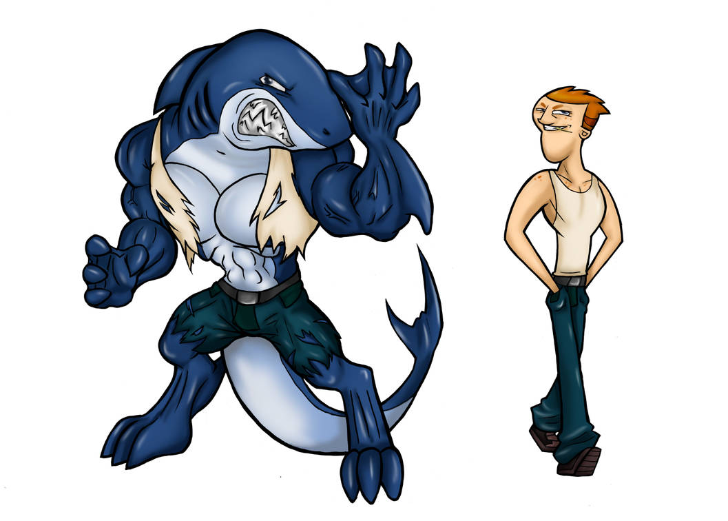 Tdi Wereshark Scott By Drago Flame