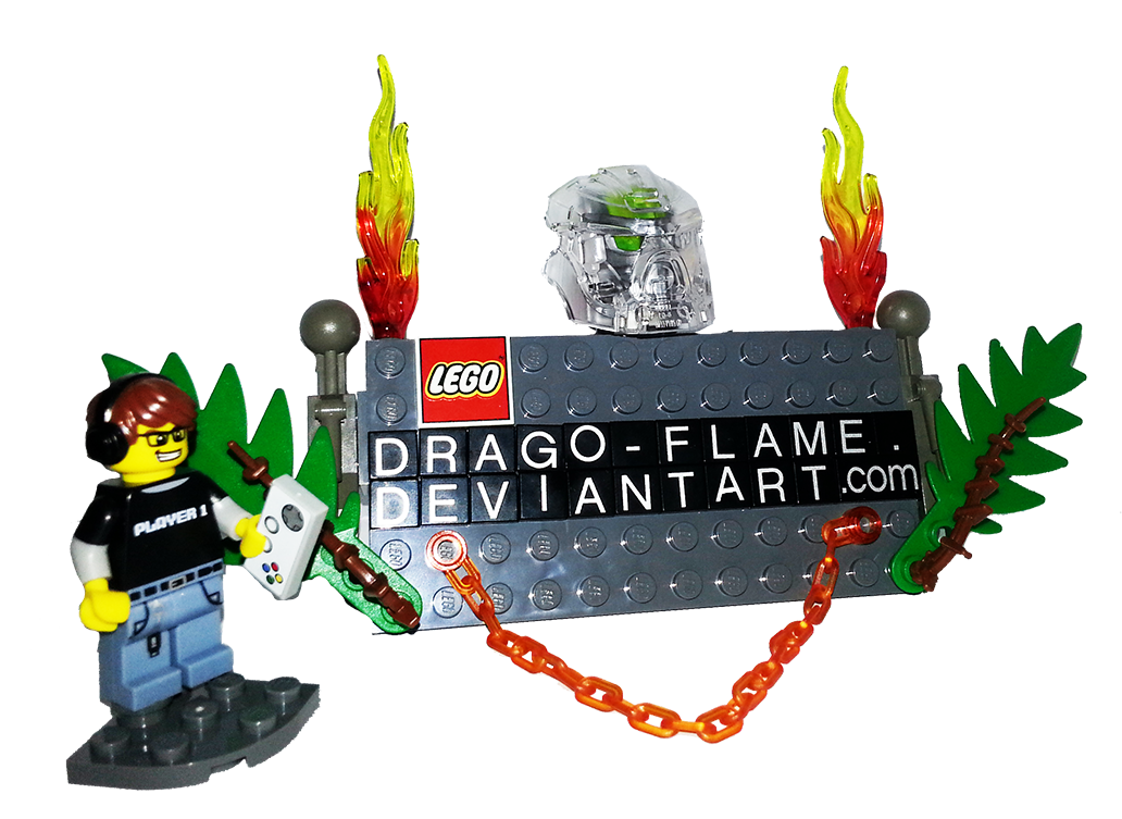 LEGO ID by drago-flame