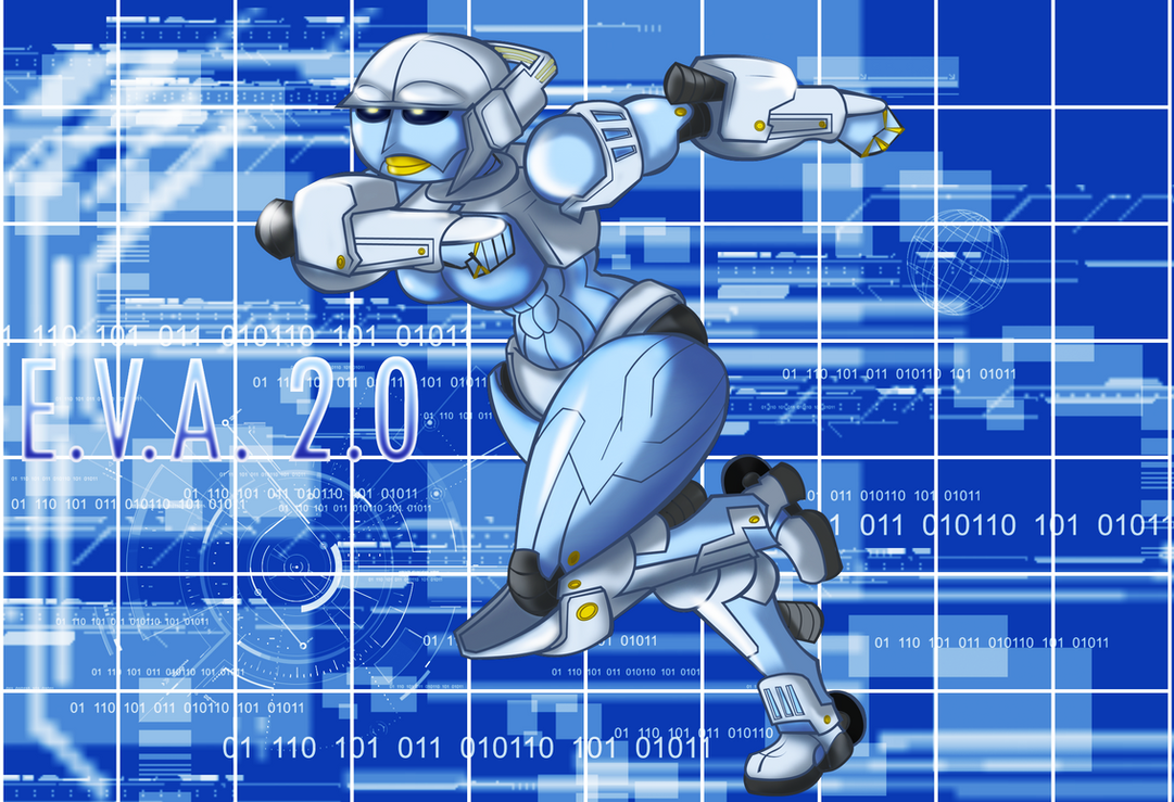 E.V.A.2.0 by drago-flame