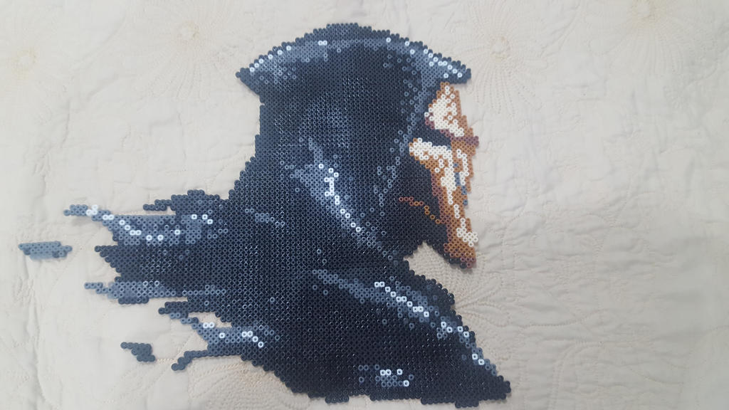 Overwatch pixel beads REPEAR by drago-flame