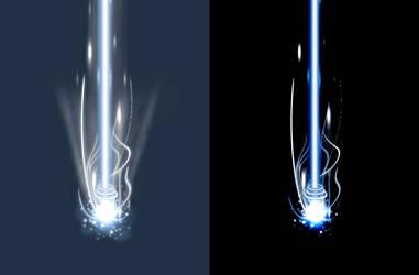 Light Beam by BellatrixBlackSnape