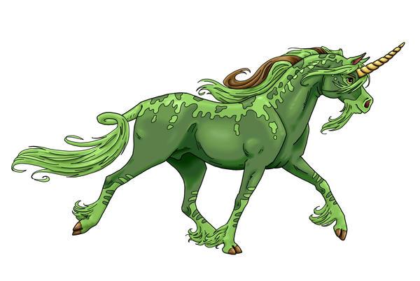 Unicorn 1 by TerrifyingLint