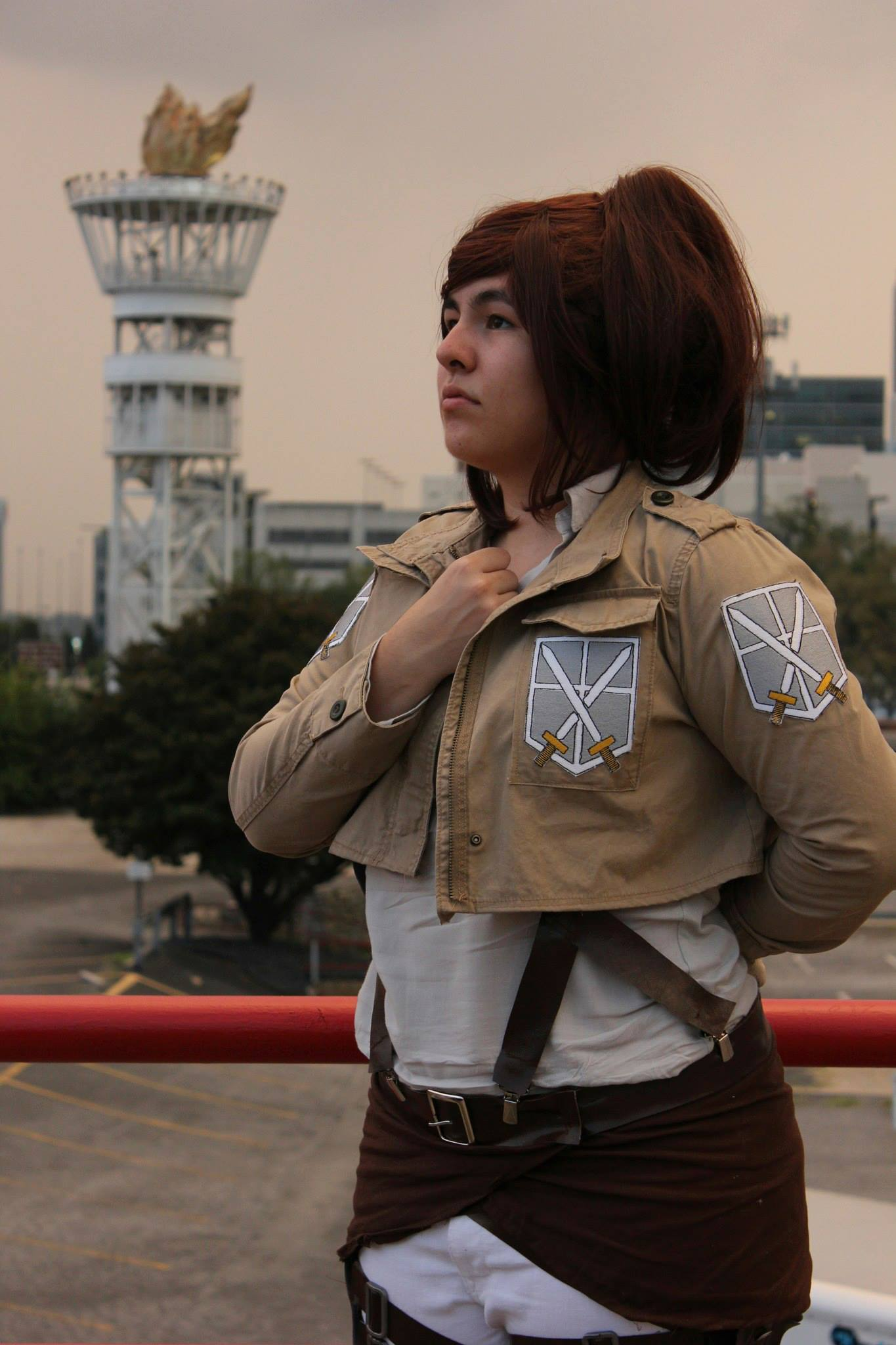 Attack On Titan Cosplay Sasha