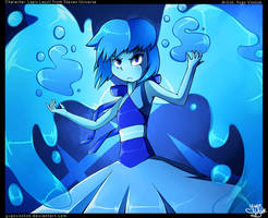 Lapis Lazuli - Steven Universe by YugoVostok