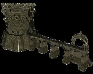 Elven Village - Guardhouse 01