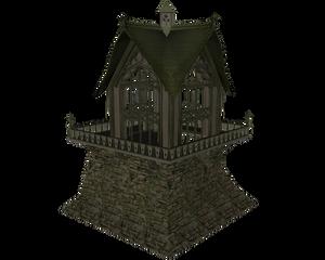 Elven Village - Spell Shop 01