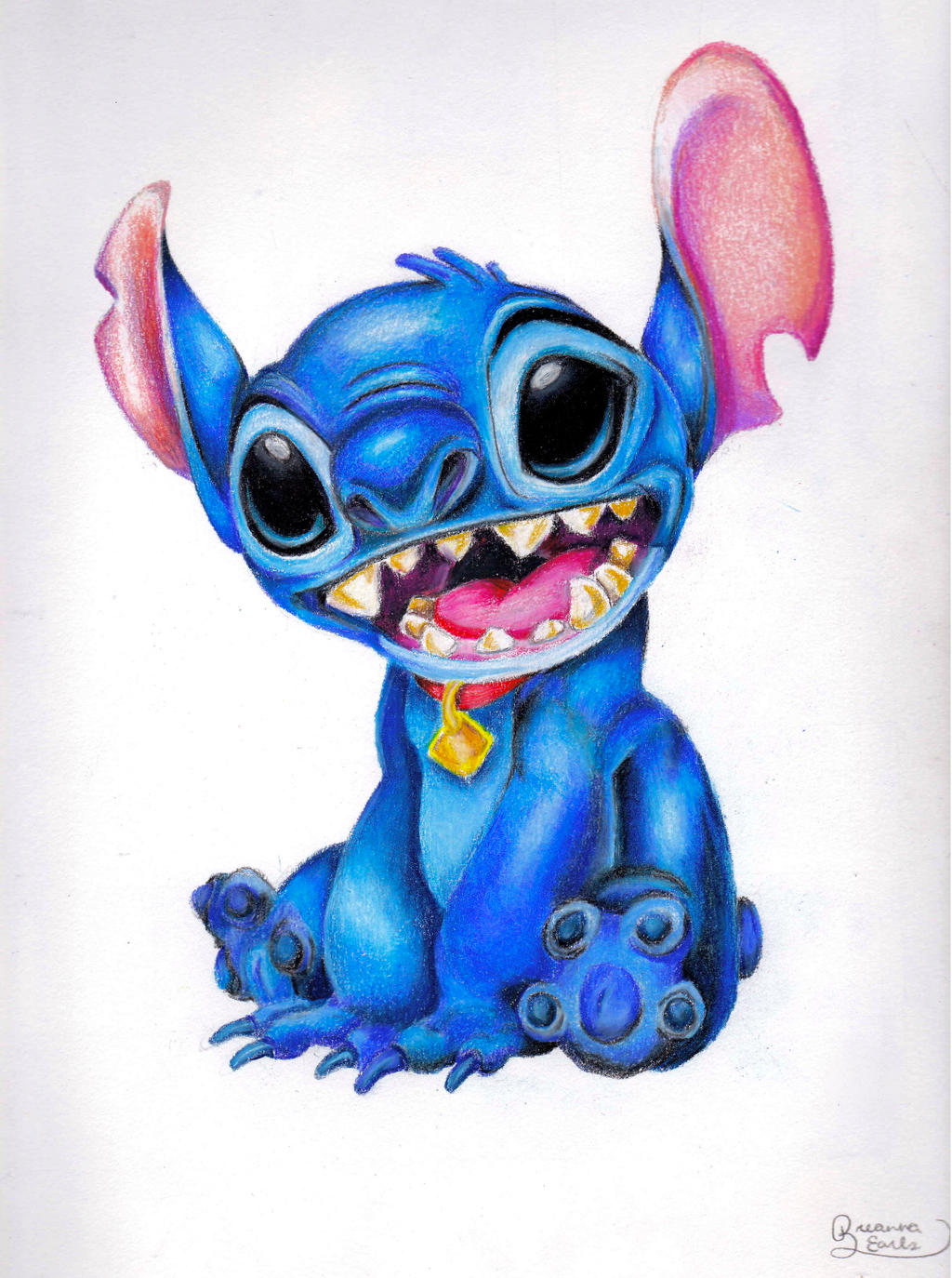 Stitch by BreannaE