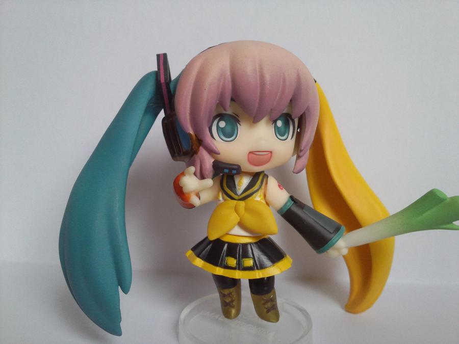 Vocaloid Nendoroid by Riku-XD