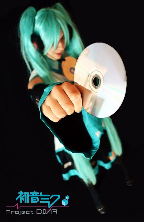 Hatsune Miku by Riku-XD