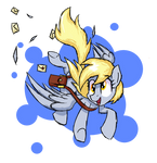 Mail Pony Derpy Hooves