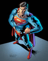 Superman by Brianskipper
