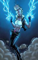 Punk Storm by Brianskipper