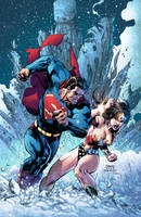 Superman #211 by Brianskipper