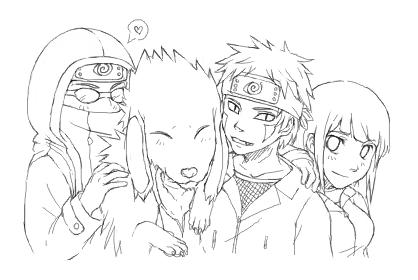 More boredom doodles by Kiwibon