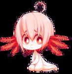 Axolotl chibi